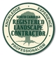 Rick's Landscape Contractor License