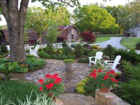 Asheville landscaping | Design | Install gardens | Paths ...